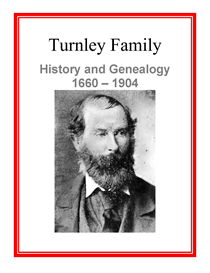 Turnley Family History and Genealogy | eBooks | History