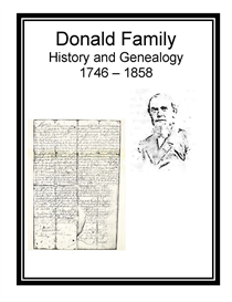 Donald Family History and Genealogy | eBooks | History