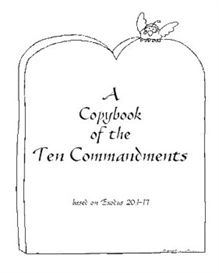 A Copybook of the Ten Commandments | eBooks | Education