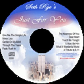 Just For You-CD-(DL) | Music | Instrumental