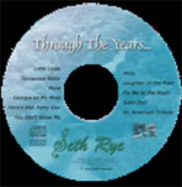 Through the Years-CD-(DL)