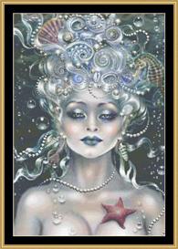 Sea Pearl - Maxine Gadd | Crafting | Cross-Stitch | Other