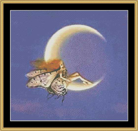 Moon Dreams - Maxine Gadd | Crafting | Cross-Stitch | Other