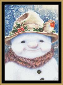 Frosty - Maxine Gadd | Crafting | Cross-Stitch | Other