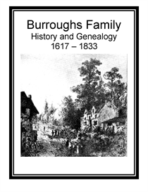 Burroughs Family History and Genealogy | eBooks | History