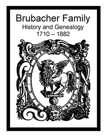 Brubacher Family History and Genealogy | eBooks | History