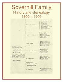 Soverhill Family History and Genealogy | eBooks | History