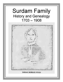 Surdam Family History and Genealogy | eBooks | History