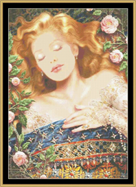 Sleeping Beauty - Maxine Gadd | Crafting | Cross-Stitch | Other