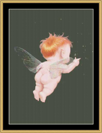 Pointing Pixie - Maxine Gadd | Crafting | Cross-Stitch | Other