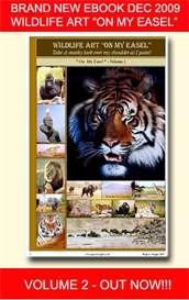 learn to paint wildlife Vol 2 | eBooks | Arts and Crafts