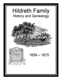 Hildreth Family History and Genealogy | eBooks | History