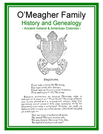 o'meagher family history and genealogy