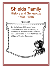 Shields Family History and Genealogy | eBooks | History