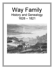 Way Family History and Genealogy | eBooks | History