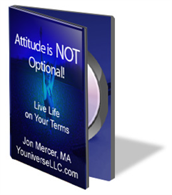 Attitude is NOT Optional