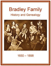 Bradley Family History and Genealogy | eBooks | History