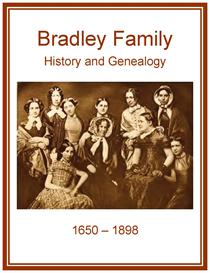 bradley family history and genealogy