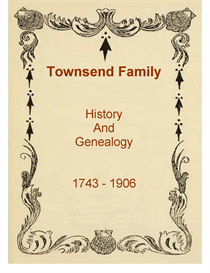 Townsend Family History and Genealogy | eBooks | History
