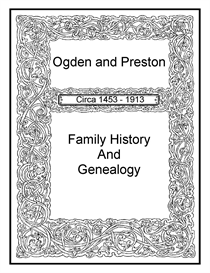 ogden preston family history and genealogy