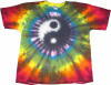 Learn How-To Tie Dye A Yin Yang