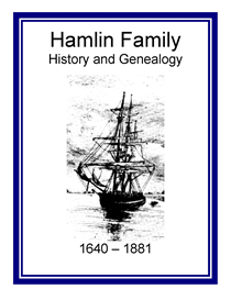 hamlin family history and genealogy