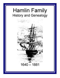 Hamlin Family History and Genealogy | eBooks | History
