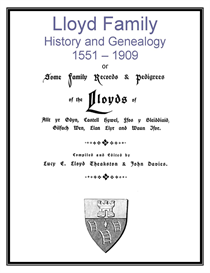 Lloyd Family History and Genealogy | eBooks | History