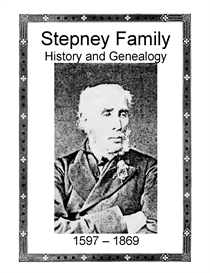 Stepney Family History and Genealogy | eBooks | History