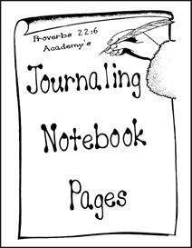 Journaling Notebook Pages | eBooks | Education