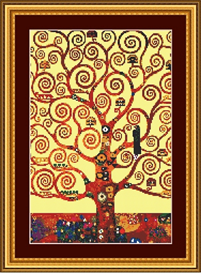 Klimt Tree of Life | Other Files | Arts and Crafts
