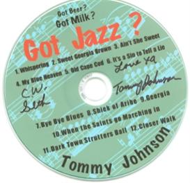 Got Jazz-CD-dwnld | Music | Instrumental