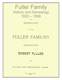 fuller family history and genealogy