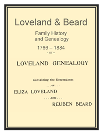 Beard Loveland Family History and Genealogy | eBooks | History