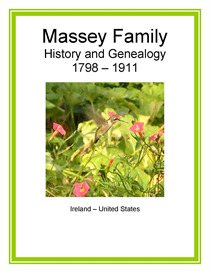 Massey Family History and Genealogy | eBooks | History