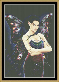 The Bad Faerie - Maxine Gadd | Crafting | Cross-Stitch | Other