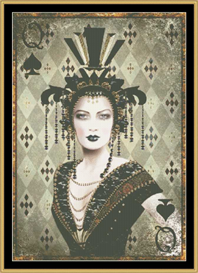 Queen Of Spades - Maxine Gadd | Crafting | Cross-Stitch | Other
