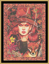 Amber Witch - Maxine Gadd