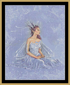 Blue Fairy - Maxine Gadd | Crafting | Cross-Stitch | Other