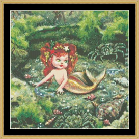 Water Baby - Maxine Gadd | Crafting | Cross-Stitch | Other