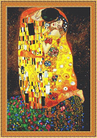 The Kiss by Gustav Klimt | Other Files | Arts and Crafts