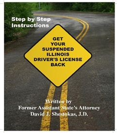 Get Your IL Suspended Driver's License Back | eBooks | Self Help