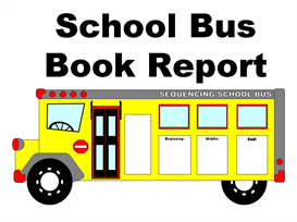School Bus Book Report | Other Files | Documents and Forms