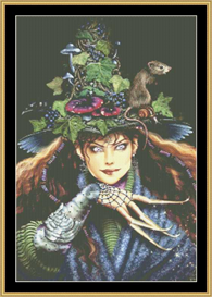 The Spell - Maxine Gadd | Crafting | Cross-Stitch | Other