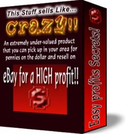 This Stuff Sells Like Crazy on eBay, Full Report | eBooks | Business and Money