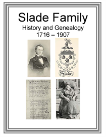 Slade Family History and Genealogy | eBooks | History