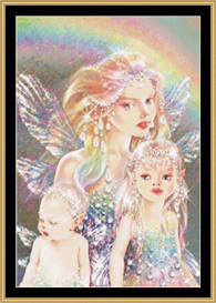 Rainbow Of Light - Maxine Gadd | Crafting | Cross-Stitch | Other