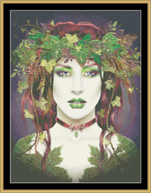 The Poison Of Ivy - Maxine Gadd | Crafting | Cross-Stitch | Other