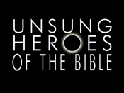 Unsung Heroes of the Bible | Software | Games