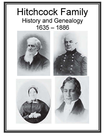Hitchcock Family History and Genealogy | eBooks | History